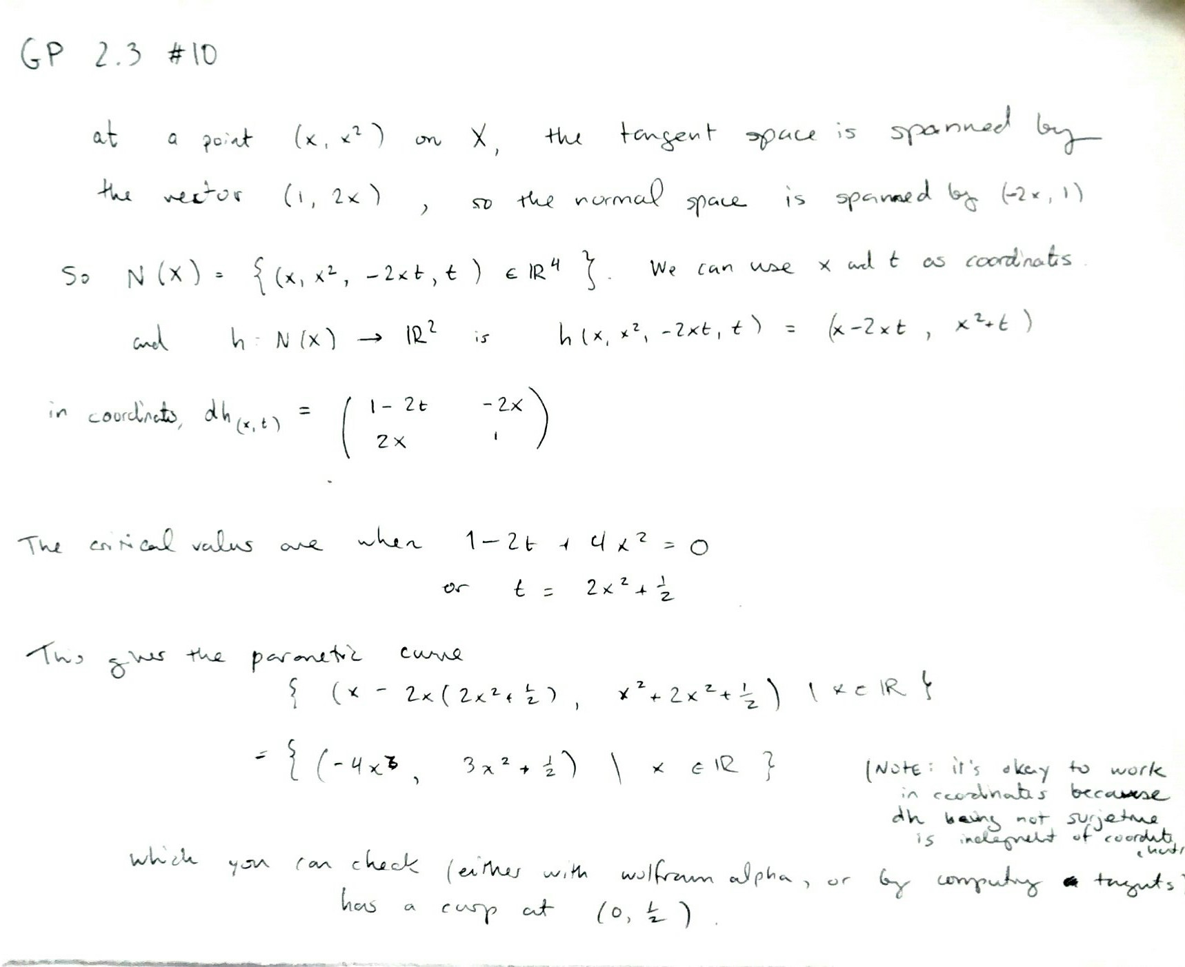 differential topology guillemin homework solutions