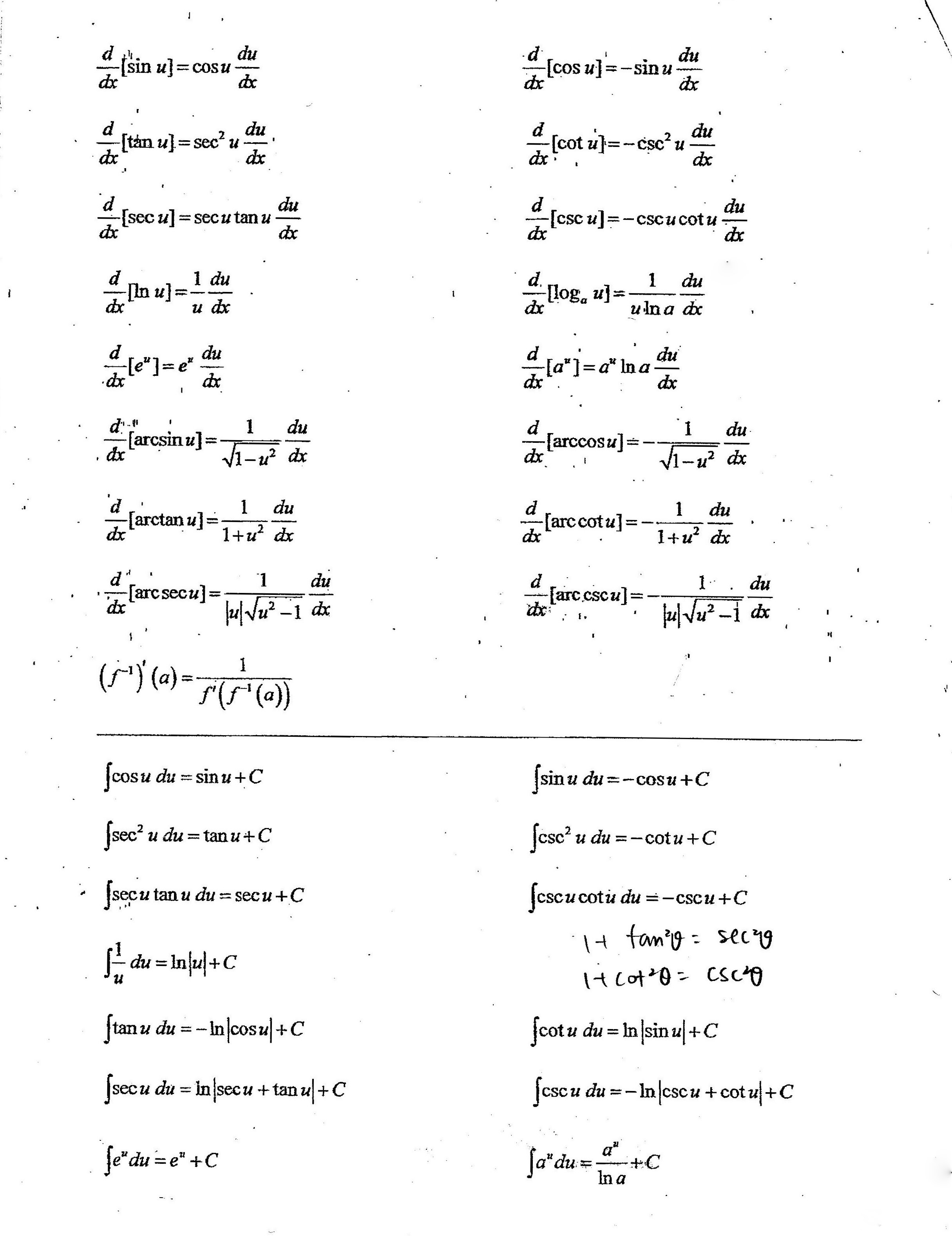 Math 53 - Section 1 - Multivariable Calculus - Spring 2012